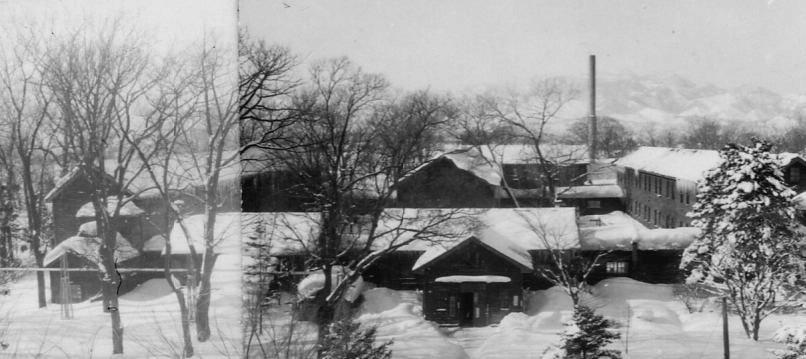 旧恵迪寮の写真-(2) | 恵迪寮同...