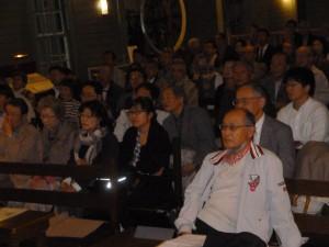 熱心に講師のお話しに耳を傾ける参加者の皆さま