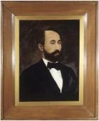 クラーク博士肖像画